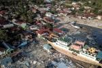 Indonesia lại rung chuyển vì hàng loạt dư chấn mạnh