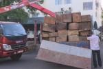 Giám đốc Công an tỉnh Đắk Lắk bắt gỗ lậu trong đêm
