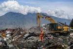 Số người thiệt mạng do động đất, sóng thần ở Indonesia tăng cao