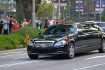 Ông Kim Jong-un sắm siêu xe mới, bất chấp lệnh trừng phạt của Liên Hợp Quốc?