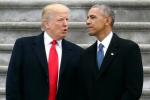 Tổng thống Trump chê ông Obama vụ Biển Đông