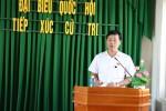 Cử tri vẫn lo ngại ô nhiễm môi trường ở nhiệt điện Vĩnh Tân