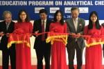 Nhật đầu tư phòng thí nghiệm hóa đào tạo nhân lực chất lượng cao ở Việt Nam
