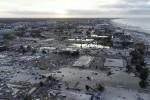 Ảnh: Siêu bão Michael tàn phá bờ Nam nước Mỹ