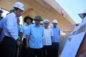 Hé lộ vi phạm ở tuyến cao tốc Đà Nẵng - Quảng Ngãi