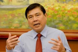 Chủ tịch UBND TP.HCM: Đấu thầu lại dự án Bình Quới - Thanh Đa phải mất… 800 ngày