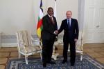"""Nga mở rộng tầm ảnh hưởng sang châu Phi, đe dọa """"địa bàn hoạt động"""" của Trung Quốc"""