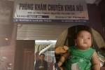 Thông tin mới vụ bé 22 tháng tử vong khi truyền dịch tại phòng khám tư