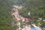Tan nát rừng phòng hộ Sóc Sơn