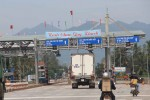 BOT Bắc Bình Định dừng thu phí từ 10 giờ ngày 29.10