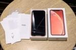 Mở hộp iPhone XR đầu tiên về Việt Nam