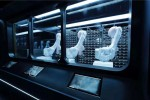 Nhà hàng tỉ đô Trung Quốc hợp tác với Panasonic tung robot đầu bếp, bồi bàn