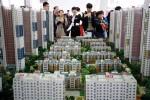 """Đại gia bất động sản Trung Quốc """"chìm sâu"""" năm 2018"""