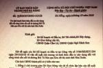 """Cảnh báo văn bản giả mạo nghi để """"thổi"""" giá đất ở Đà Nẵng"""