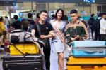 Hoa hậu Trái đất Phương Khánh bị đồn hẹn hò bác sĩ Chiêm Quốc Thái