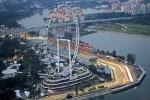 Quá trình 4 tháng hoàn thành hơn 5.000km đường đua F1 của Singapore