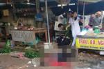 Một phụ nữ bị bắn tử vong khi đang bán hàng ở chợ