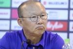 """HLV Park Hang-seo: """"Tuyển Việt Nam sẽ cải thiện các quả tạt và đá phạt"""""""