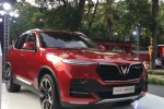 Giá bán chính thức ôtô VinFast, đắt nhất lên tới 1,818 tỷ đồng