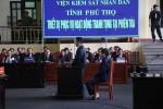 """Nguyễn Văn Dương: """"Lời khai của bị cáo Hóa xúc phạm danh dự tôi"""""""