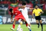 Chỉ số báo động của tuyển Việt Nam với HLV Park Hang Seo