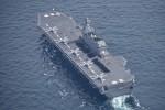 Nhật tính phát triển tàu sân bay để đối phó Trung Quốc