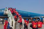 Hàng không tăng chuyến sang Philippines cổ vũ Việt Nam ở bán kết