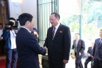 Bộ trưởng Ngoại giao Triều Tiên bắt đầu chuyến thăm chính thức tới Việt Nam