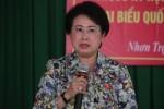 Bà Phan Thị Mỹ Thanh về công tác tại Mặt trận Tổ quốc Đồng Nai