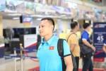 Đội tuyển Việt Nam rời Philippines về nước trên chuyên cơ riêng