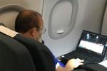 HLV Park Hang-seo nghiên cứu Philippines ngay trên máy bay
