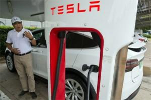 Ôtô điện ở Trung Quốc tự gửi dữ liệu cho chính phủ