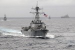 Nga tập trận ở Crimea, Mỹ nói sẽ phái tàu chiến tới Biển Đen