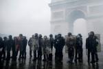 89.000 nhân viên an ninh Pháp căng thẳng chờ cuộc biểu tình lớn