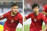 Quang Hải, Công Phượng có thể vắng mặt khi Việt Nam đấu Malaysia