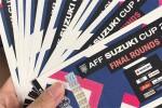 Vé chung kết AFF Cup tại Mỹ Đình có giá từ 200.000 đến 600.000 đồng