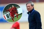 """Ông Hải """"lơ"""": Đức Chinh đá chính, Việt Nam xưng vương AFF Cup 2018"""