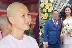 """Người đẹp Hoa hậu Việt Nam từng xuất gia lên tiếng về """"nghi án"""" giật chồng"""
