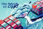 Nhìn lại cuộc chiến thương mại Mỹ - Trung: Nỗi đau chưa thấy hồi kết