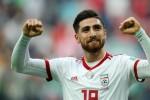 Ngôi sao số một Iran có thể lỡ trận gặp tuyển Việt Nam