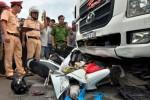 """Phó Chủ tịch Long An: """"Lỗi gây ra tai nạn phần lớn do tài xế container"""""""