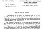 Lùm xùm đền bù 'đất vàng' giá bèo tại TP.HCM: Văn phòng Chính phủ vào cuộc
