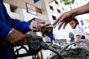 Chưa tăng giá xăng dầu