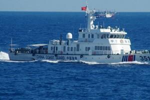 Nhật Bản tố cáo tàu tuần tra Trung Quốc xâm phạm lãnh hải