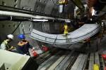"""Sự thật việc """"bào"""" tường vây đường hầm metro dày từ 2 xuống 1,5m"""