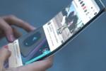 Samsung tiếp tục gây tò mò về smartphone màn hình gập