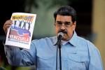 """Tổng thống Venezuela nói Mỹ là """"hổ giấy"""", tăng khai thác dầu để chống lệnh trừng phạt"""