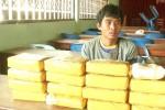 Chặn đứng 94.000 viên ma túy tổng hợp trên đường vào Việt Nam