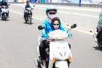 Sài Gòn nắng nóng kéo dài