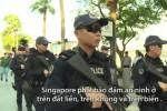 """Singapore: """"Phần lớn chi phí thượng đỉnh Trump - Kim dành cho an ninh"""""""